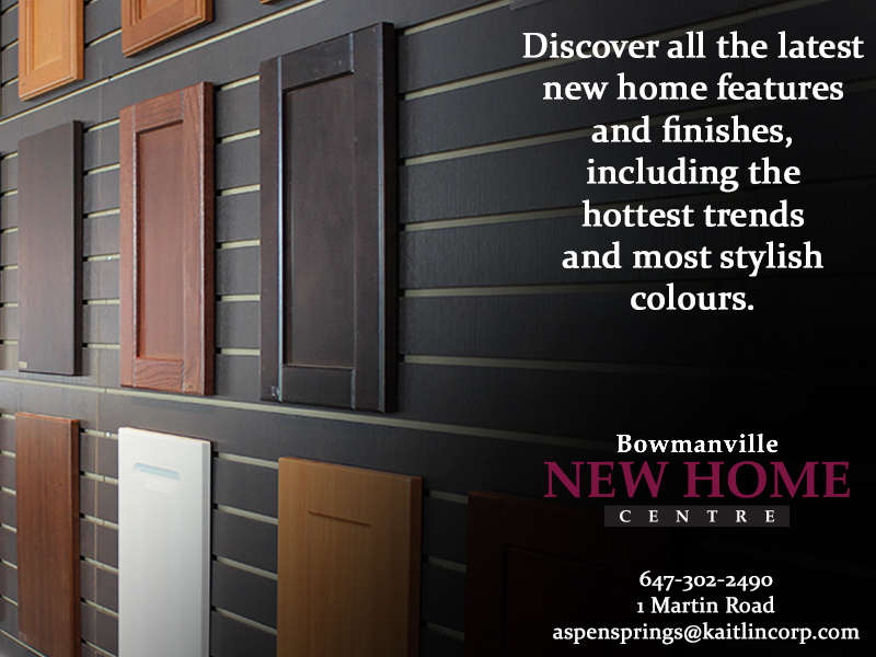 All the latest new home features and finishes Kaitlin Corporation
