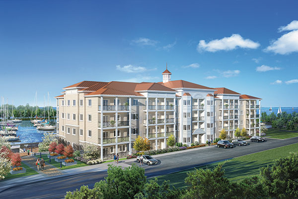 Newcastle Harbourview Condos Kaitlin Corporation New